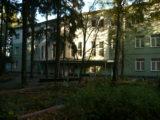 Фасад главного корпуса