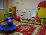 Игровая комната в группе