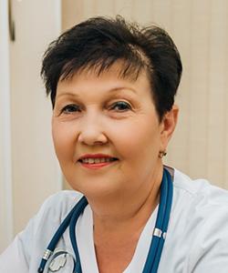 Смирнова Валентина Алексеевна